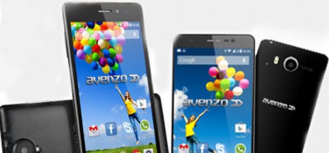 El País vende dos smartphones Avenzo reuniendo cupones