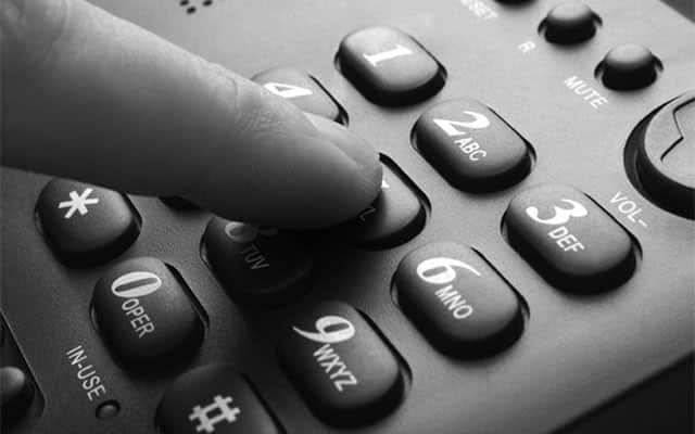 precio de las llamadas nacionales desde el fijo de Movistar