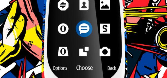 El arte del Nokia 3310