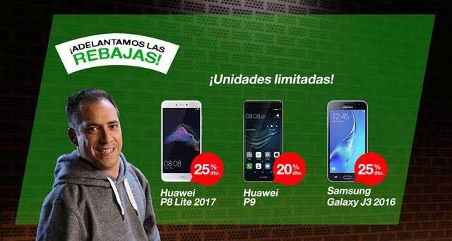 smartphones de Amena